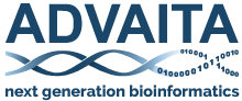 Advaita Bioinformatics Logo