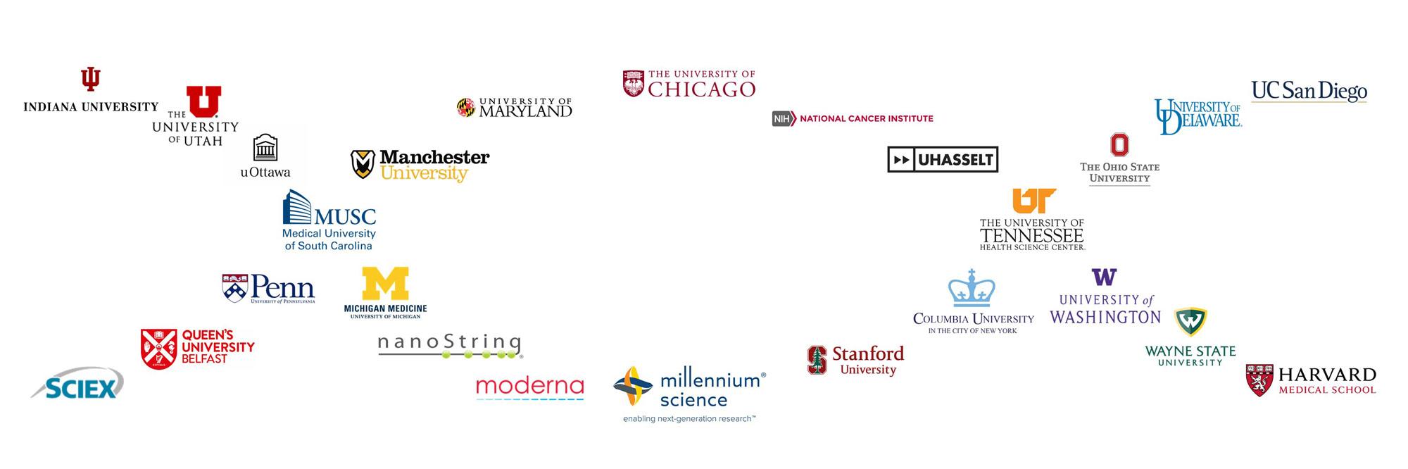 AdvaitaBio Bioinformatics Customers and Partners